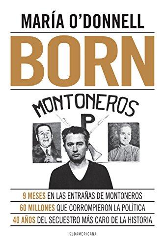 BORN (Spanish Edition) by [ODonnell, María]