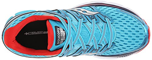 Saucony Running Triumph Blue / Red