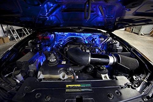 2006-2010 Jeep Commander RGB Multicolor Large Engine Bay LED Kit