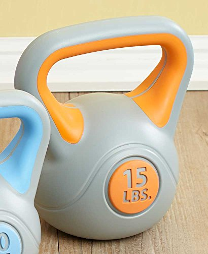 3 Pc. Kettlebell Set