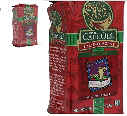 heb-cafe-ole-holiday-roast-ground-coffee-12-oz-pack-of-3-christmas-in-a-cup