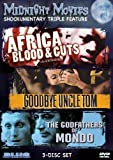 Midnight Movies Vol 12: Shockumentary Triple Feature (Africa Blood & Guts/Goodbye Uncle Tom/Godfathers of Mondo) by Blue Underground by Franco Prosperi, David Gregory Gualtiero Jacopetti