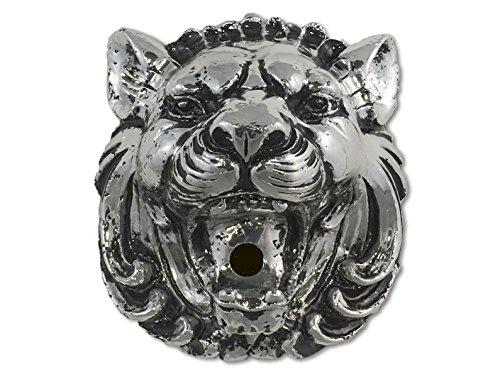 Lauderdale Tile Italian Lion Silver (LIO-SIL)