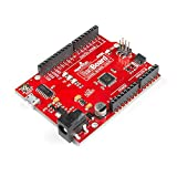 SparkFun (PID 14525) RedBoard Qwiic ATMega328P Arduino Compatible Board with The Practical Qwiic Connector and CH340C Serial-USB Converter IC