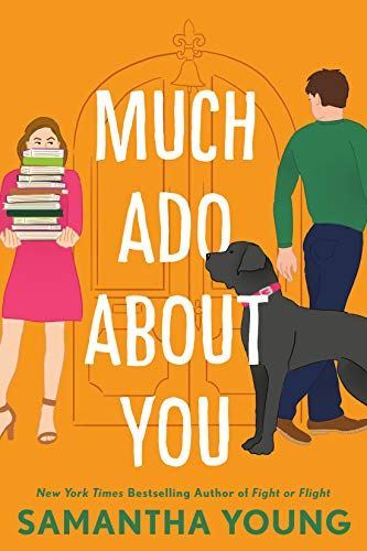 Book Cover: Much Ado About You