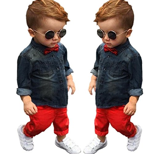 efaster-1set-kids-toddler-boys-handsome-denim-t-shirt-trousers-pants-clothes-outfits-32t