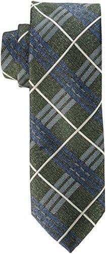 Haggar 19MNW39691 Mens Plaid Necktie