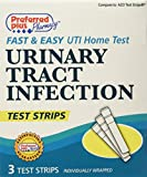 PREFFERED PLUS PRODUCTS Uti Home Test Strips, 3 Count