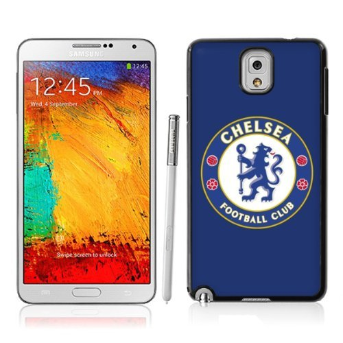 Football Hard Case & Cover For Samsung Galaxy Note 3, Chelsea Rugged Samsung Note 3 Case , Sport Fans Galaxy Note 3 Cover,Stylish DIY Cellphone Case