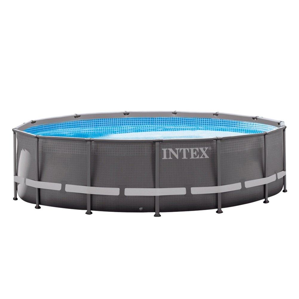Intex 28310 Ultra Frame Pool Set, 427 x 107 cm Neu: Amazon.de: Garten