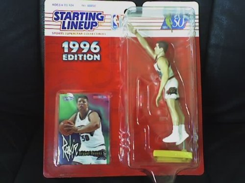 Starting Lineup 1996 Edtion Bryant Reeves -  kenner, 69022