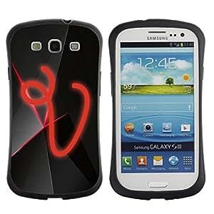 Paccase / Suave TPU GEL Caso Carcasa de Protección Funda para - V - Samsung Galaxy S3 I9300