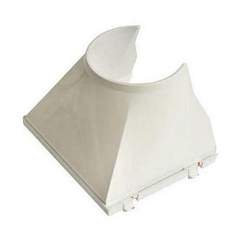 Embudo blanco sin soporte - Frigorífico, congelador - LG: Amazon ...