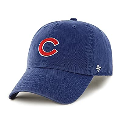 '47 Chicago Cubs Adjustable 'Clean up' Hat by Brand