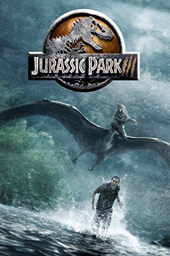 Jurassic Park III (Junior Horror Vhs)