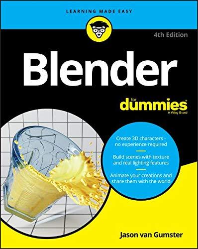 Blender For Dummies (For Dummies (Computer/Tech))