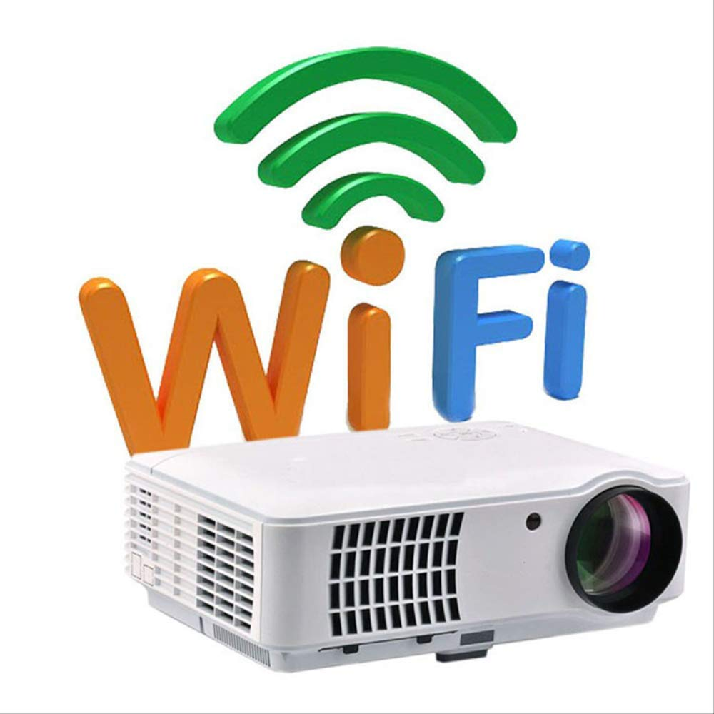 Proyector de Sonido Full HD LED Proyector 3D Compatible con ...