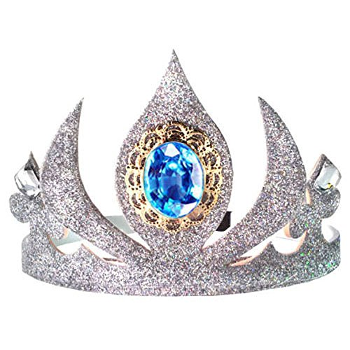 with Frozen Elsa Tiara Crowns design