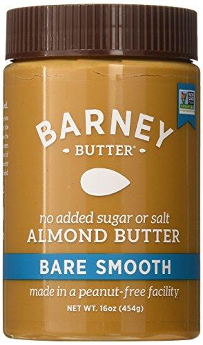 organic almond butter - 5