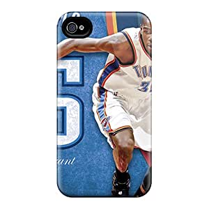 Iphone 6 Yeh12596fmGM Provide Private Custom HD Oklahoma City Thunder Image Bumper Hard Cell-phone Case -KerryParsons