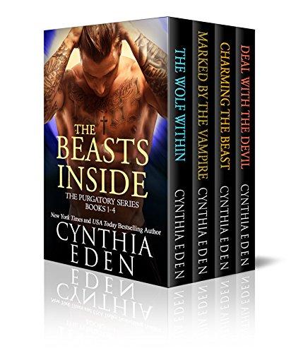 Pdf Romance The Beasts Inside: The Purgatory Series, Books 1-4