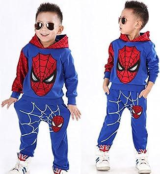 Chándal/Disfraz de Spiderman: Amazon.es: Juguetes y juegos
