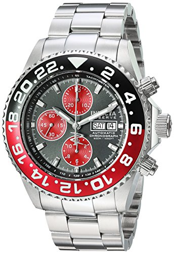 Invicta-Mens-Reserve-Automatic-Stainless-Steel-Casual-Watch-ColorSilver-Toned-Model-23372
