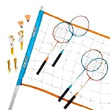 Parkside Badminton Set with Carrying Case