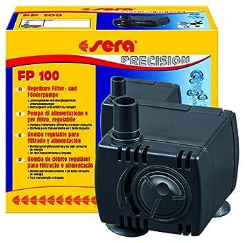 Sera bombas para filtrado y circulación FP - 100: Amazon.es: Productos para mascotas