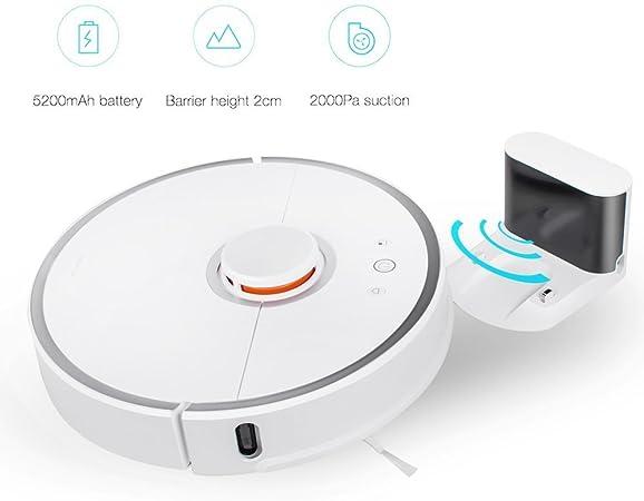 Vinmax Xiaomi Mijia 2 en 1 Smart Robot Aspiradora App Control ...