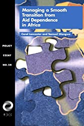 Managing a Smooth Transition from Aid Dependence in Sub-Saharan Africa (World History Series)