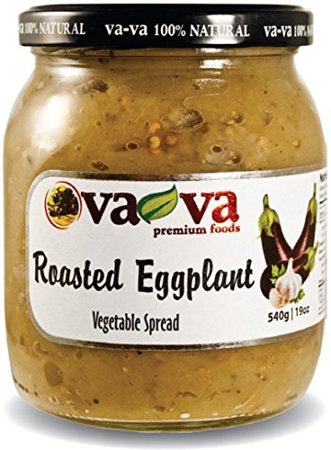 Va-Va Roasted Eggplant Spread 540g/19oz