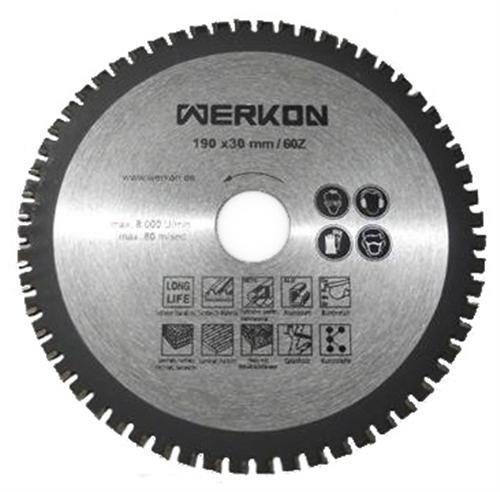 lame scie circulaire pour acier