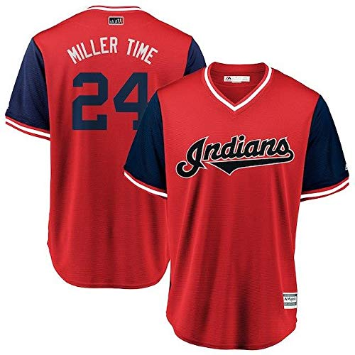 Majestic スポーツ用品 Majestic Andrew Andrew Miller Time Miller Time Cleveland Indians Red/Navy 2018 Players' Weekend Cool Base Jersey スポーツ用品【並行輸入品】 XL B07GFQKSGF, URBENE JEANS&CASUAL アーベン:24b87e33 --- cgt-tbc.fr