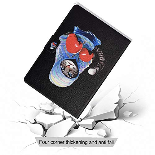UGOcase 7.0 inch Case Universal, PU Leather Flip Stand with Card Slots Case for All 6.5-7.5 inch Samsung Galaxy/Amazon Fire 7/HDX7/Nexus/Dragon Touch/ASUS/KOBO/Huawei/RCA, Cat