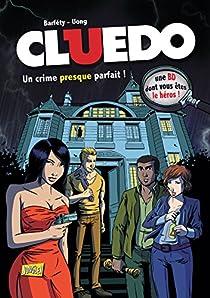 livre bd cluedo