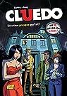 Cluedo, BD tome 1 : Un crime presque parfait ! Vous êtes le héros par Barféty