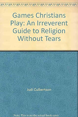 book cover of Games Christians Play