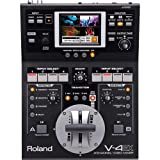 video switcher mixer - Roland 4-Channel Digital Video Mixer with Effects, HDMI In/Out, USB Streaming, HDCP Support, Built-in Multiviewer with Touch Control