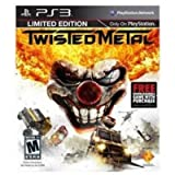 Sony 98106 Twisted Metal for Playstation 3