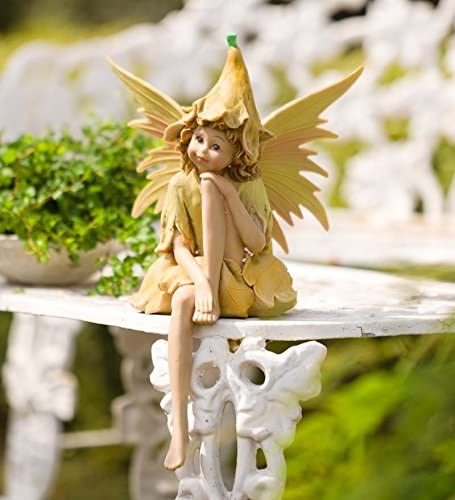 Wind Weather Large Nature Fairy Statue