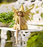 Wind & Weather SC8347 Nature Pixie Fairy Outdoor Garden Statue Review