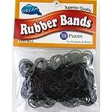 Dream Rubber Bands 300's Black Bag (Pack of 12)