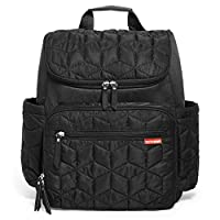 Skip Hop Forma Travel Carry All Diaper Backpack with Insulated Bag, One Size,...