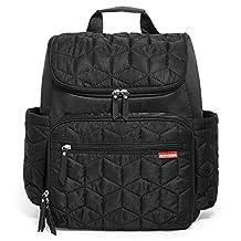 Skip Hop Forma Backpack, Black