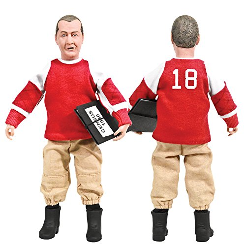 The Three Stooges 8 Inch Action Figures: No Census, No Feeling Curly [Loose in Factory Bag]