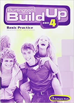 Book BUILD UP 4§ESO WB BASIC PRACTICE 09 BURIN4ESO