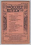 img - for The Occult Review, April, 1929. (Vol. XLIX. No. 4) book / textbook / text book