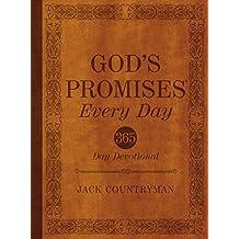 God's Promises Every Day: 365-Day Devotional (God's Promises®)