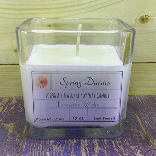Daisy Scented Candle - 3